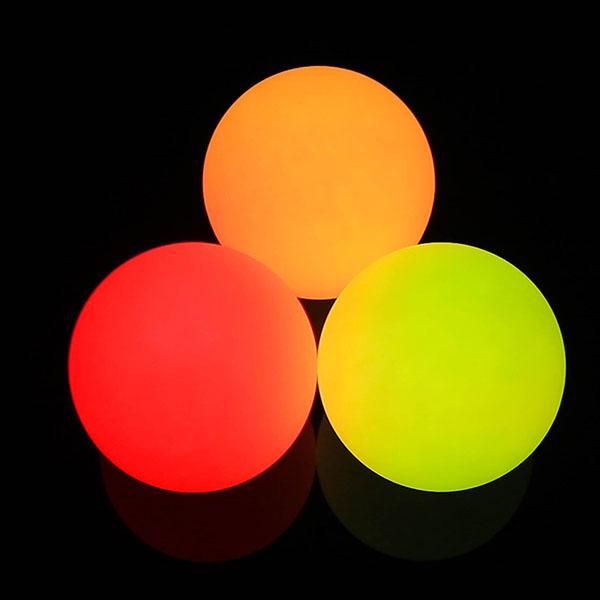 Oddballs 70mm Multi-function LED Glow ball - Twist