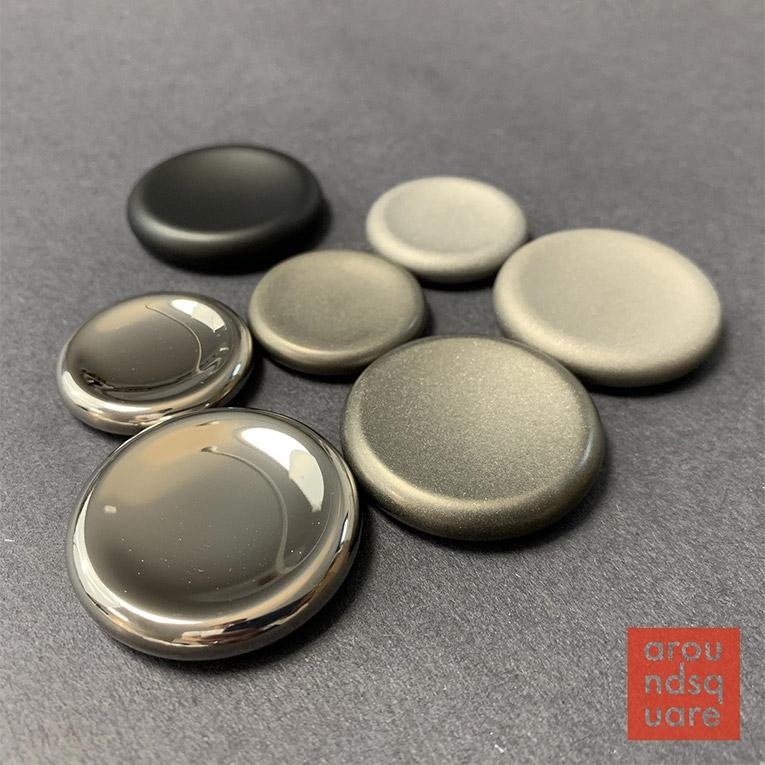 AroundSquare Deadeye Titanium Contact Coin