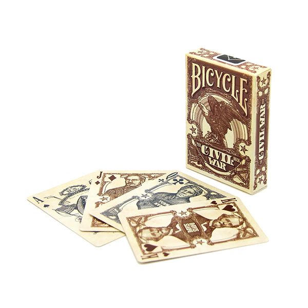 Bicycle Civil War Playing Card Deck