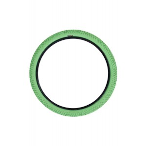 """Qu-Ax Unicycle Tyre (20"""") - Green"""