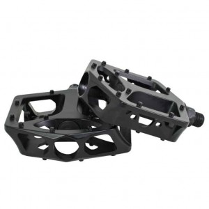 Qu-Ax Alloy Cross Unicycle Pedals - Pair