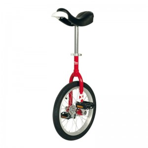 Only One - Trainer Unicycle 355 mm (18 Inch) Red