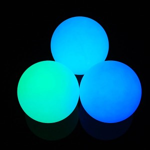Oddballs 95mm LED Contact Ball - Rechargeable - All in one