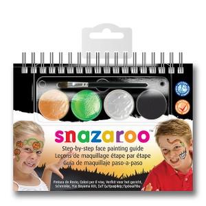 Snazaroo Halloween Face Painting Kit - Mini