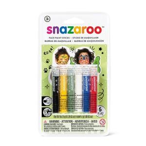 Snazaroo Snaz Face Painting Sticks Sets - Rainbow