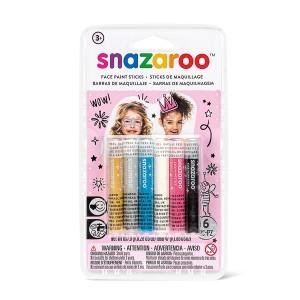 Snazaroo Snaz Face Painting Sticks Set - Fantasy