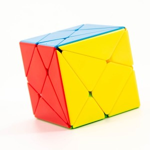 YJ Axis Puzzle Cube - Stickerless