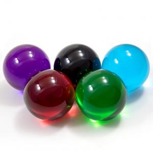 90mm Juggle Dream Coloured Contact Juggling Ball
