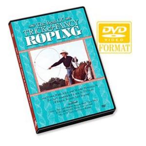 The Best of Trick & Fancy Roping - DVD