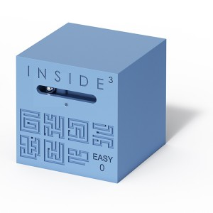 Inside3 Easy 'ZERO SERIES' Puzzle