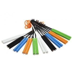 Henry's Carbon Diabolo Handsticks - 35cm