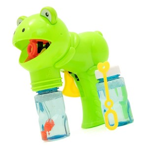 Indy Indymal Bubble Gun - Three Styles Available