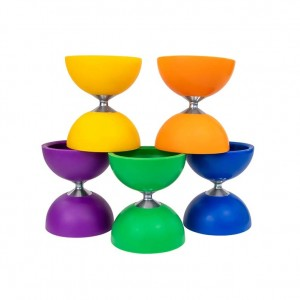 Juggle Dream   The 'Little Top' Diabolo & FREE Wooden Basic sticks if you buy 25