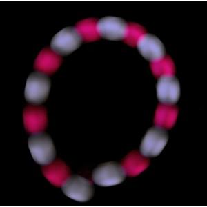 Kosmos 'Lunar' Pro LED Juggling Ball - 65mm
