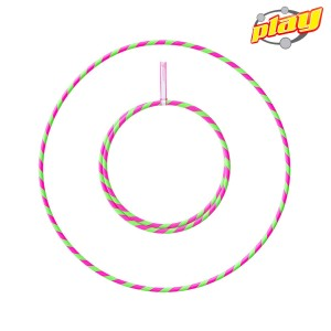 """Play Perfect Travel Hula Hoop Decorated - 20mm - 100cm (39.37"""")"""