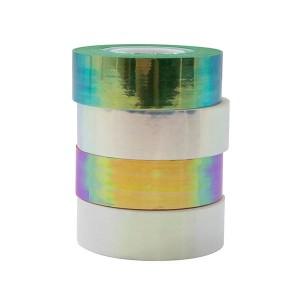 Top Flight Spinning   18mm X 33m Iridescent Illusion Tape