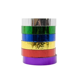 Top Flight Spinning   18mm X 33m Metalized Polyester Tape