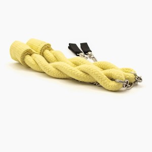 Firelovers   250mm Twisted Ropes - Fire Poi - Spinning