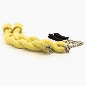 Firelovers   350mm Twisted Ropes - Fire Poi - Spinning