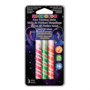 Snazaroo UV Face Paint Sticks