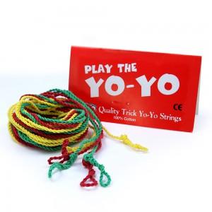 Playo Yo-Yo Strings - 'Hot Colours' - Type 9